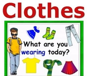 Clothes (Одяг)