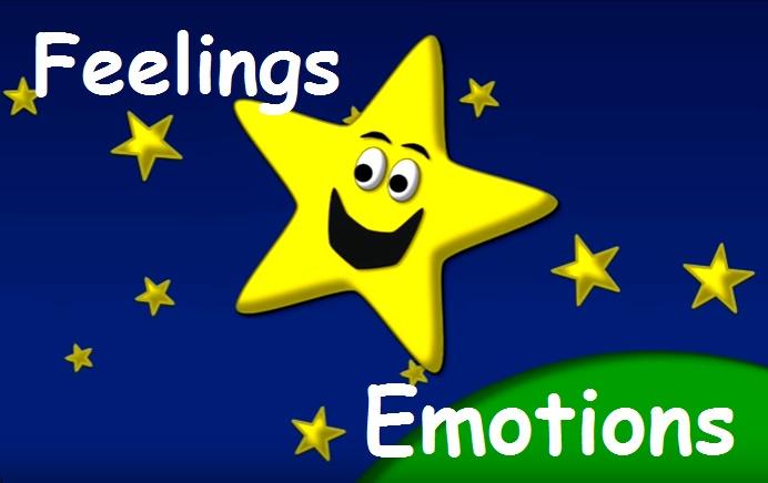 Feelings / Emotions (Почуття / Емоції)