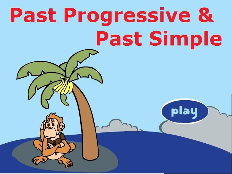 Past Continuous and Past Simple Tenses (Минулий тривалий і минулий простий час)