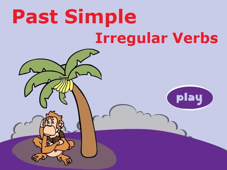 Past Simple - irregular verbs (Простий минулий час - неправильні дієслова)