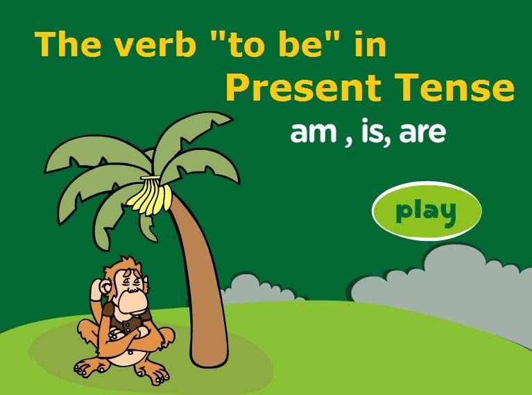 """The verb """"to be"""" in the Present Tense (Дієслово """"бути"""" в теперішньому часі)"""