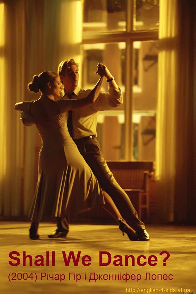 "Shall We Dance? Вживання ""shall"" в Future Simple"